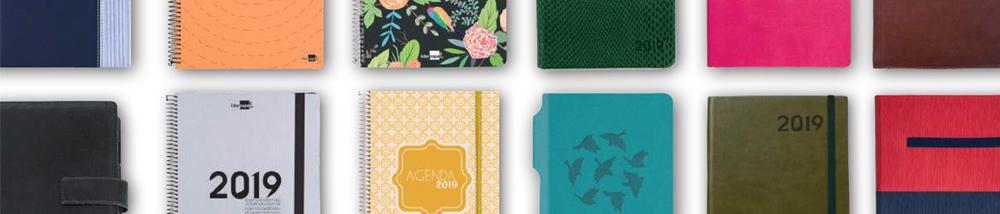 Catálogo Agendas 2019 Tuscan